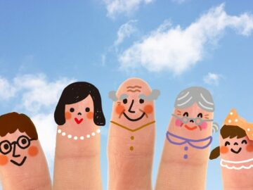 結婚式エンドロールで伝えるメッセージ文例【家族・親族編】