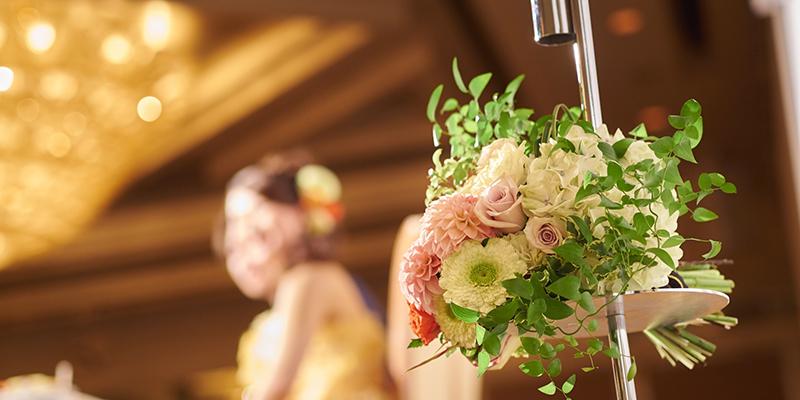 結婚式の祝電披露